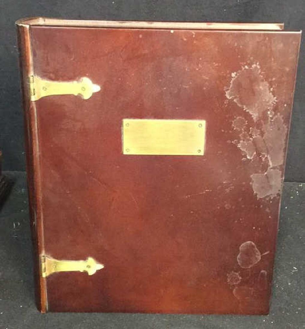 Two  Bombay &Co. Desktop Keepsake Boxes - 6