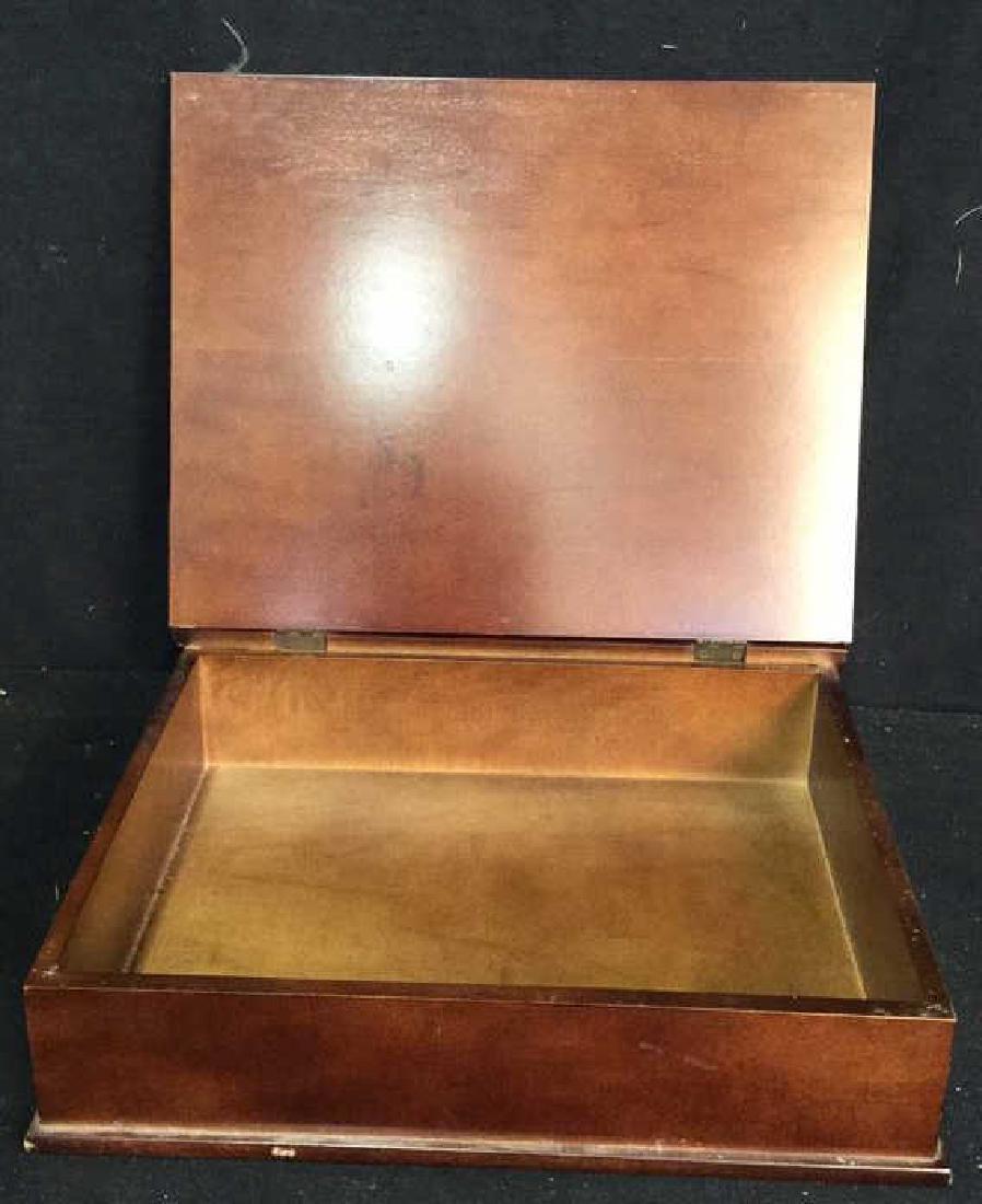 Two  Bombay &Co. Desktop Keepsake Boxes - 7