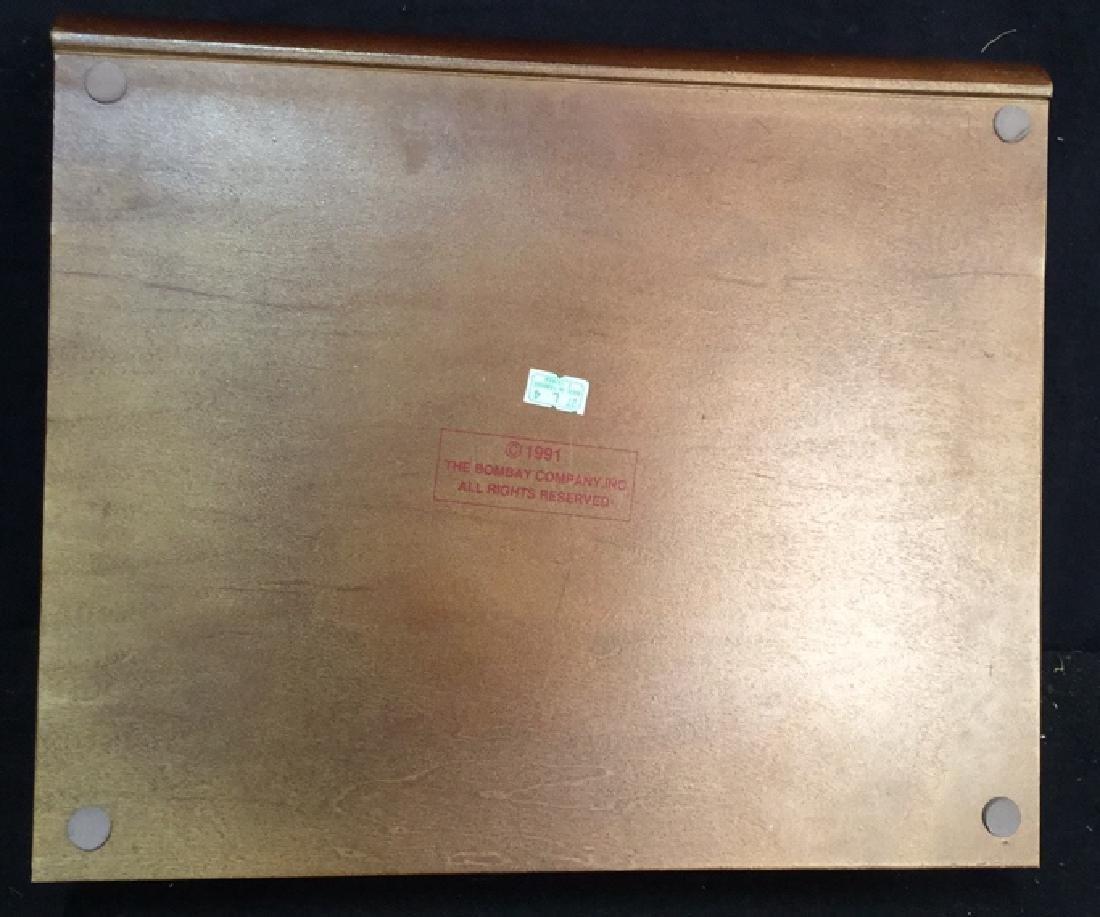 Two  Bombay &Co. Desktop Keepsake Boxes - 8