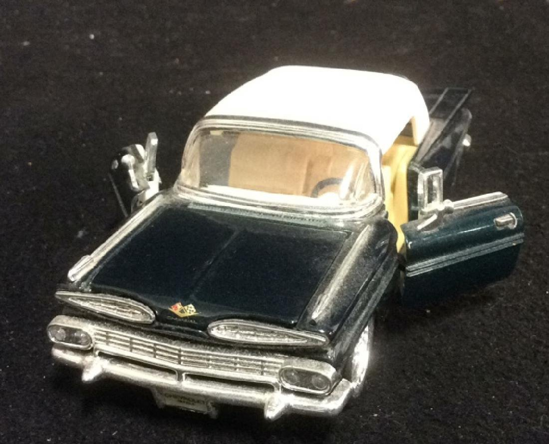 Group Lot  of Miniature Classic Cars - 10