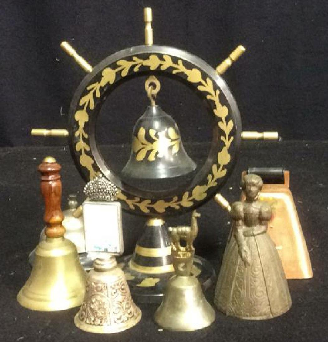 Group Lot Bells  Collection Assorted - 10