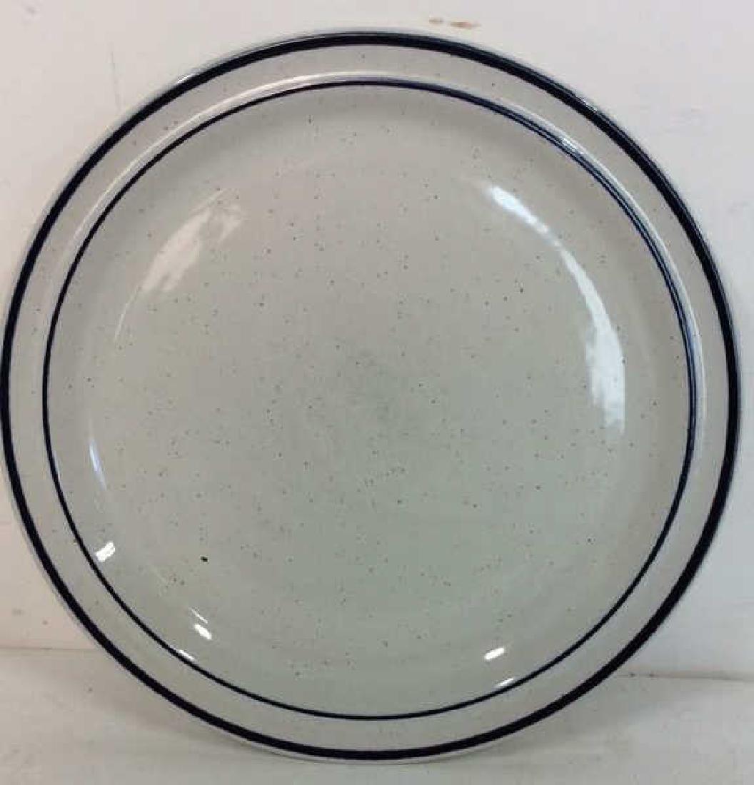 4 Stoneware Tabletop Items - 5