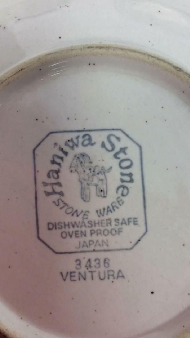 4 Stoneware Tabletop Items - 7