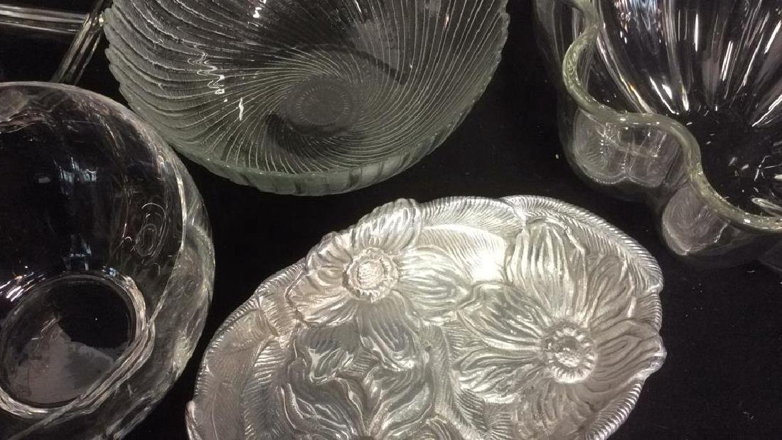 Group Assorted Table Top Glass Metal Ceramic - 2