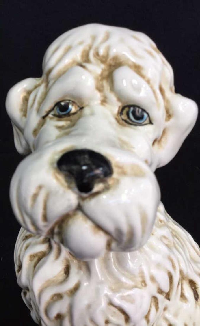 Ceramic Doodle Dog - 2