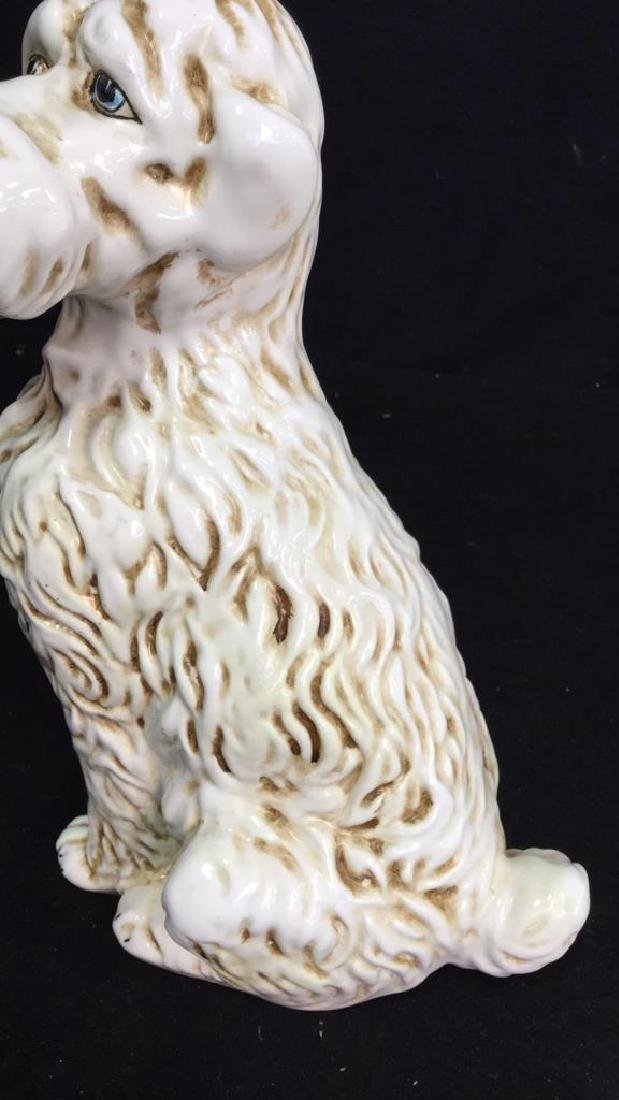 Ceramic Doodle Dog - 3