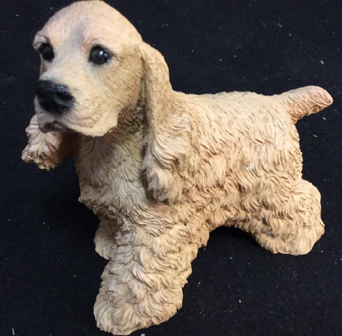 Collection Of Dog Figurines - 10