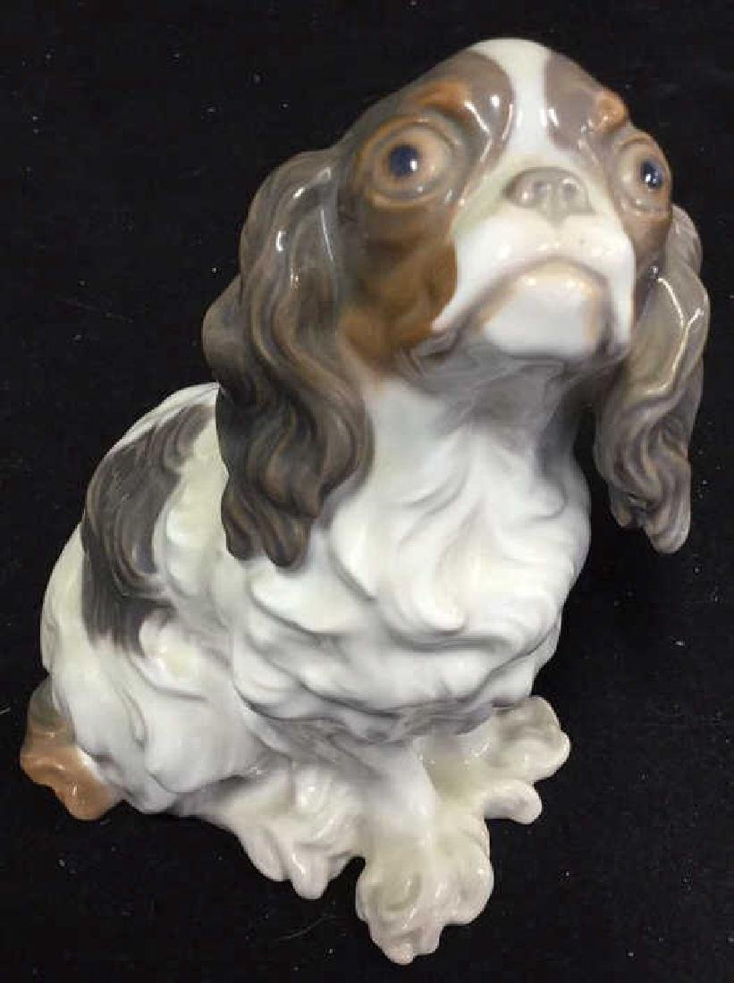 Collection Of Dog Figurines - 4