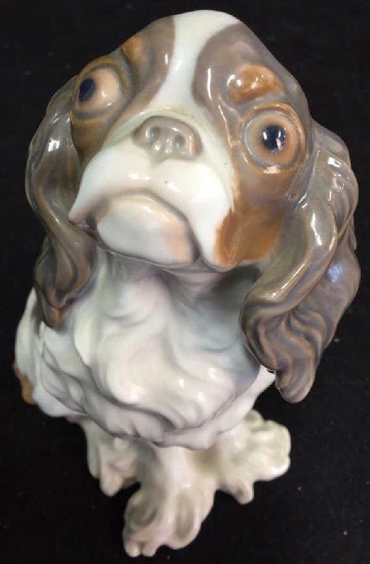 Collection Of Dog Figurines - 5