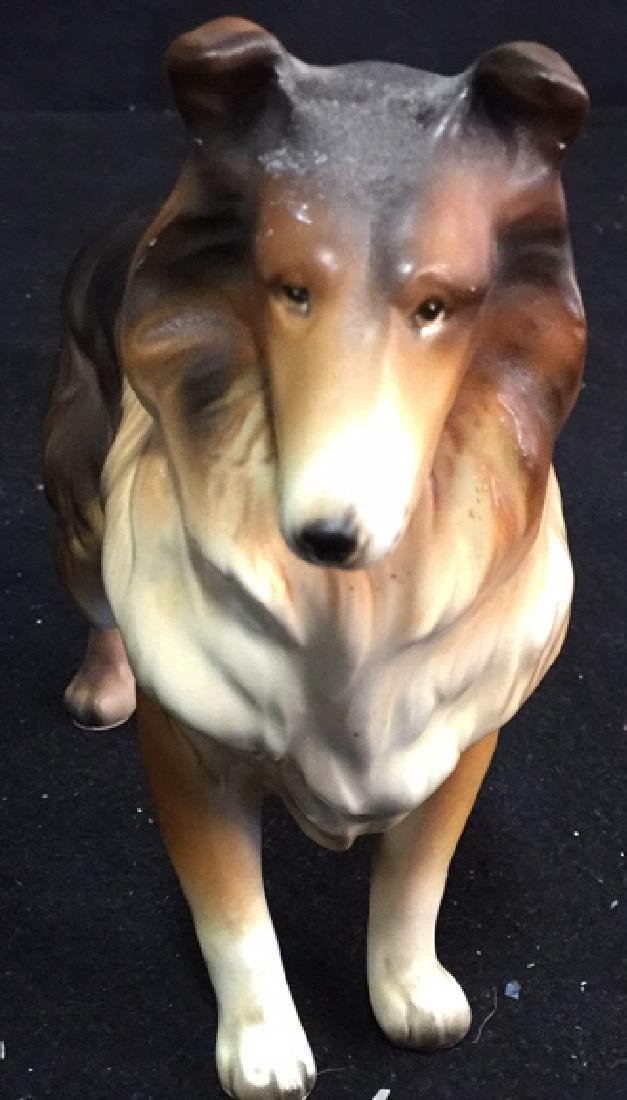 Collection Of Dog Figurines - 9
