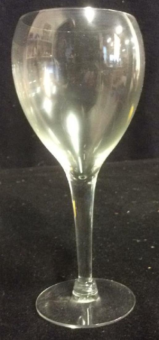 Lot of 22 White Wine Glasses - 4