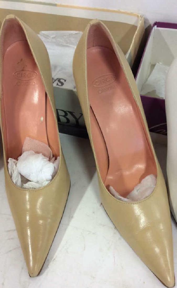 3 Pairs Ladies Shoes - 3