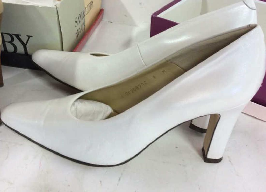 3 Pairs Ladies Shoes - 5