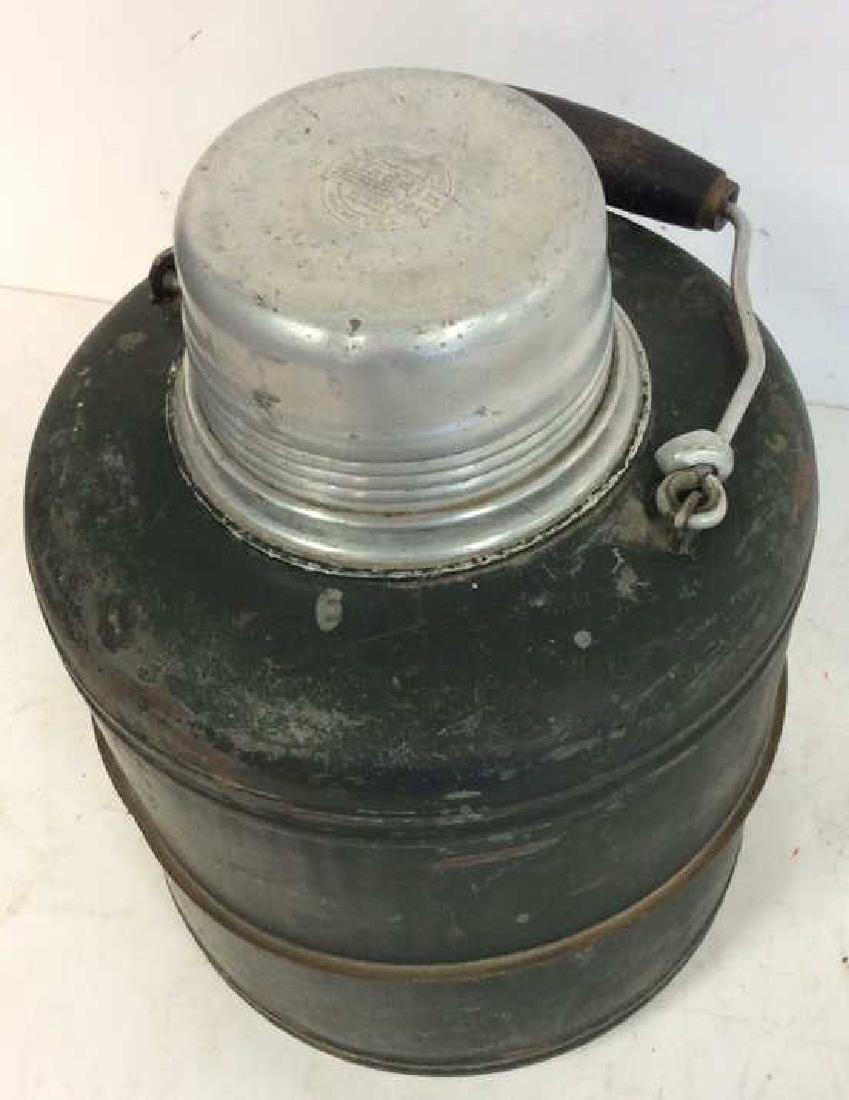 Circa 1950's Aladdin Thermalware Jar Jug - 10
