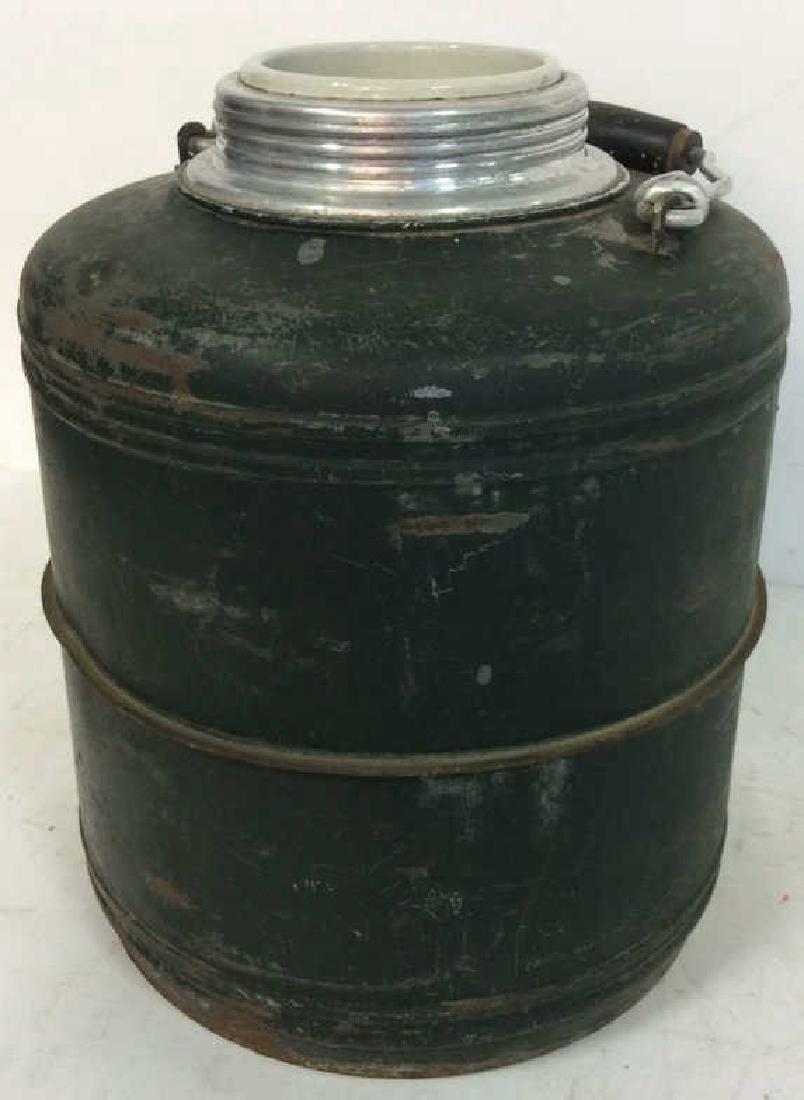 Circa 1950's Aladdin Thermalware Jar Jug - 8