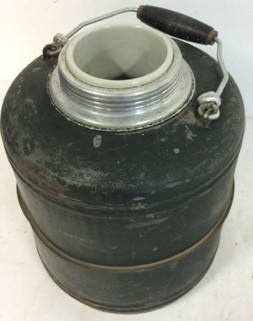 Circa 1950's Aladdin Thermalware Jar Jug - 9