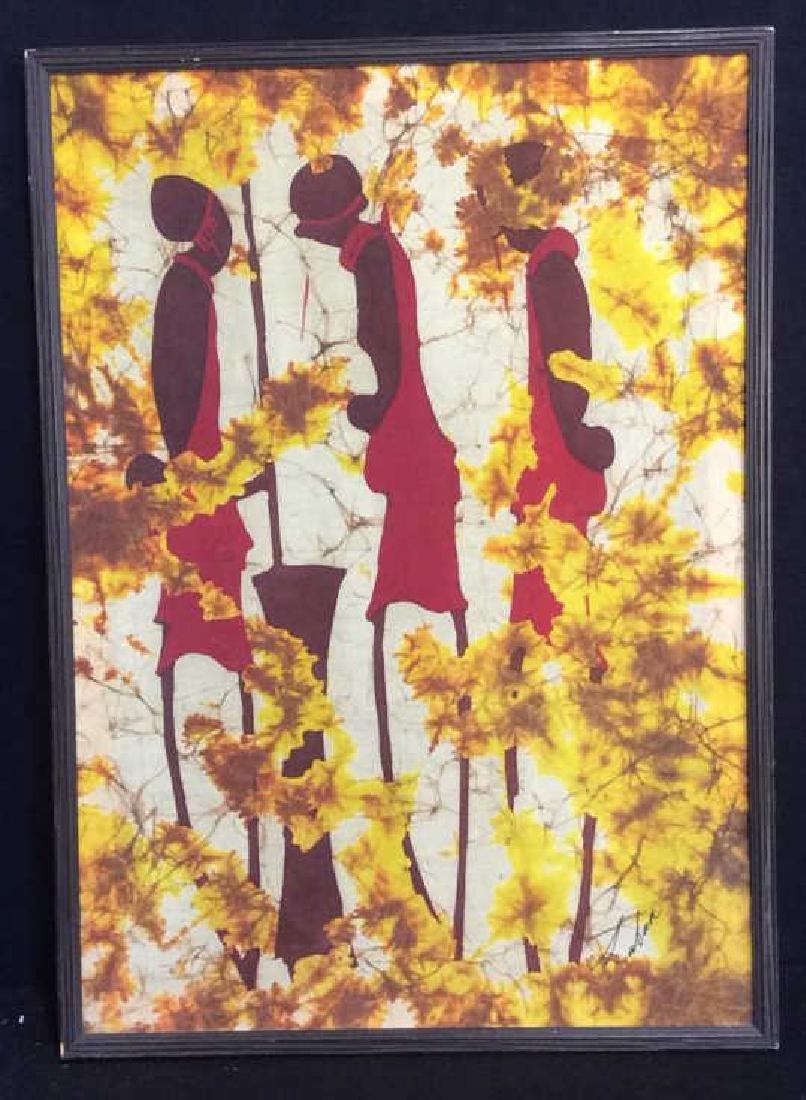 Boutique Framed Artwork Signed