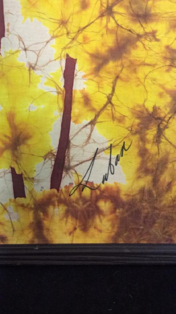 Boutique Framed Artwork Signed - 6