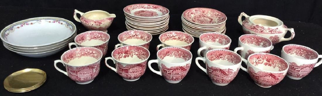 Vintage Thomas Hughes China And More