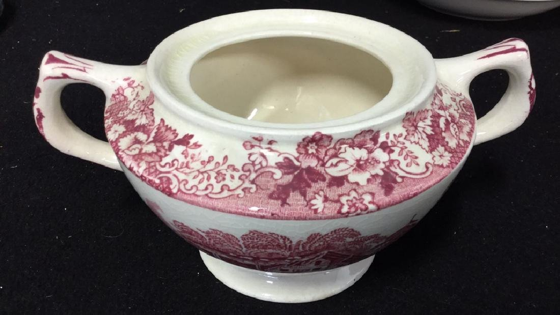 Vintage Thomas Hughes China And More - 5