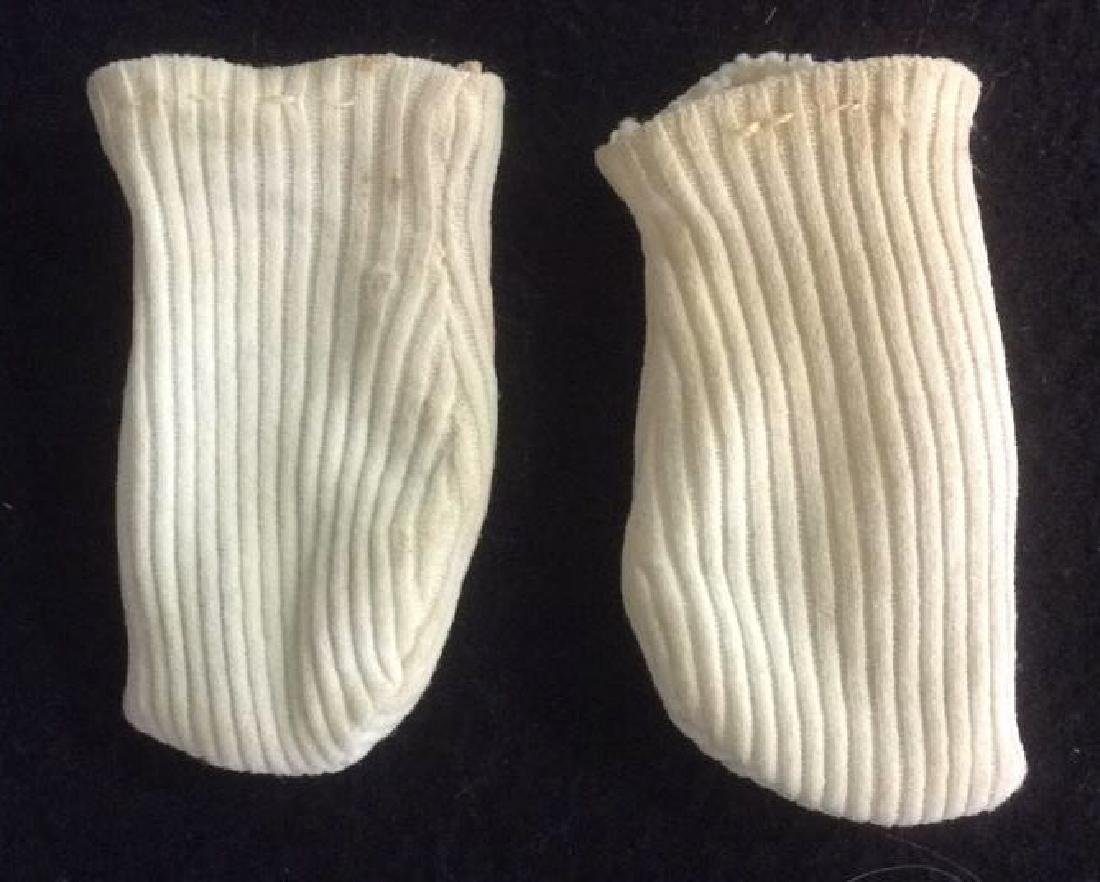 2 Collectible Primitive Style Cloth Dolls - 7