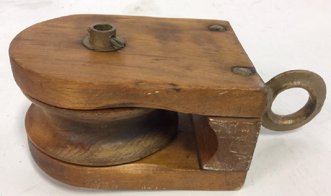 Group Lot of Vintage Wood Metal Tools - 2