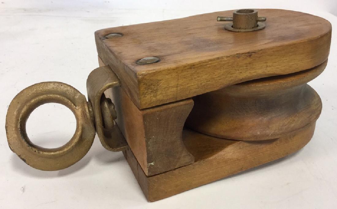 Group Lot of Vintage Wood Metal Tools - 4