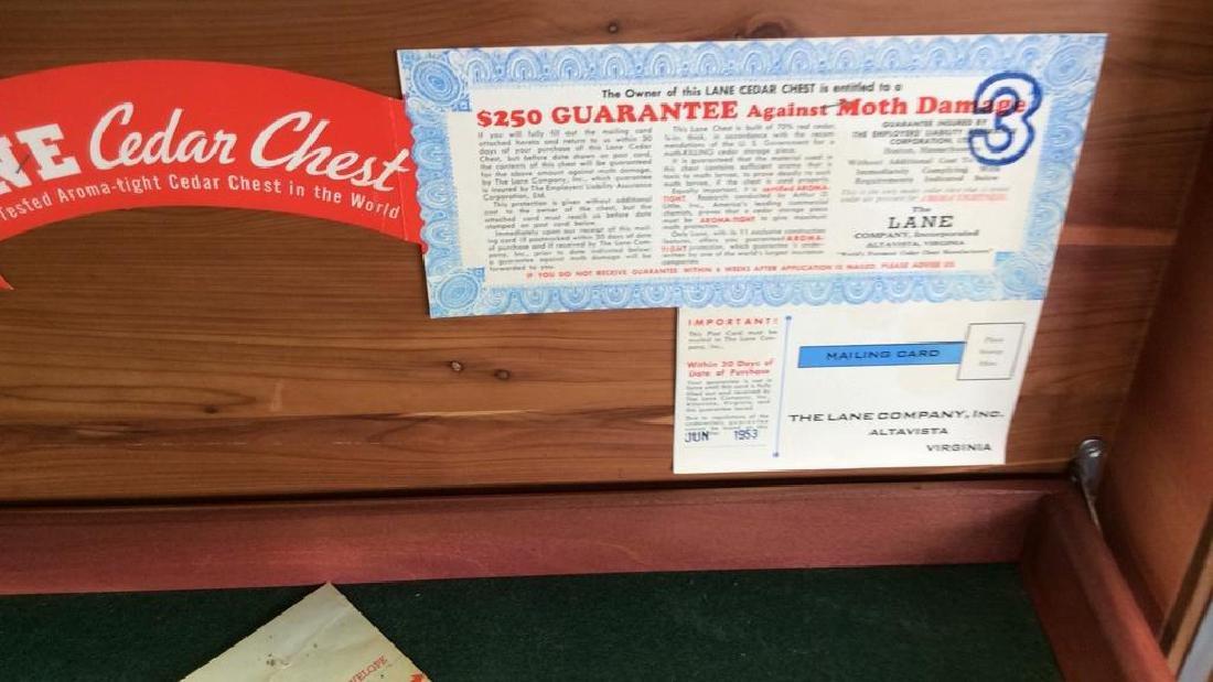Lane Cedar Hope Chest - 7