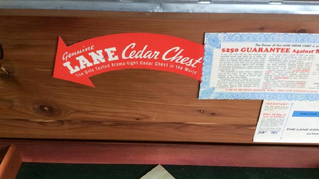 Lane Cedar Hope Chest - 8