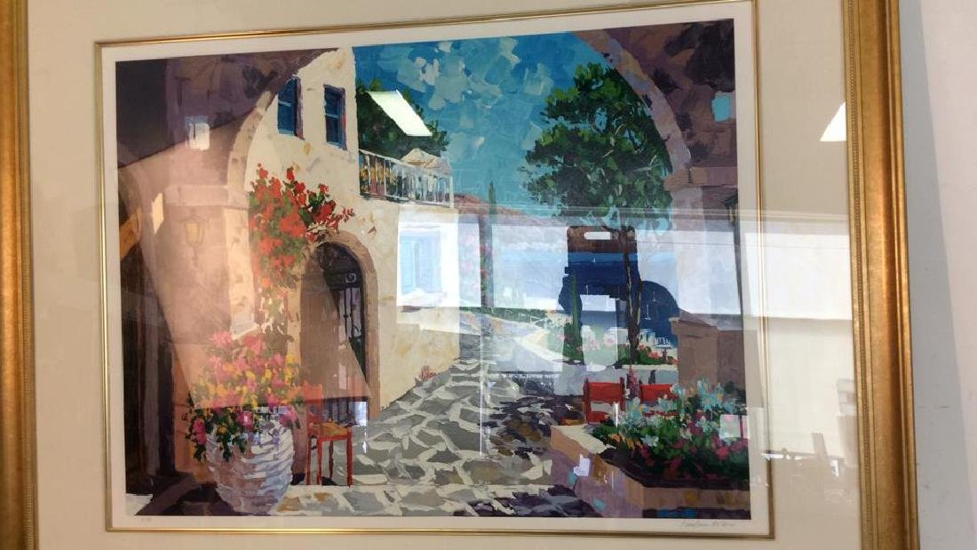 Barbara McCann Seaside Painting - 2