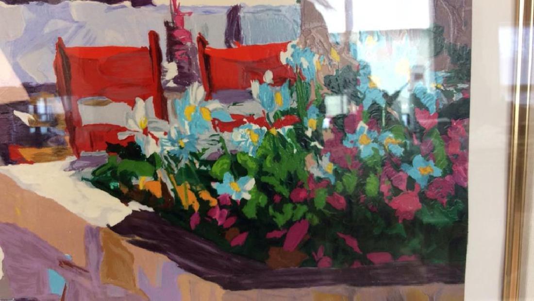 Barbara McCann Seaside Painting - 5