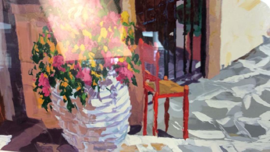 Barbara McCann Seaside Painting - 6