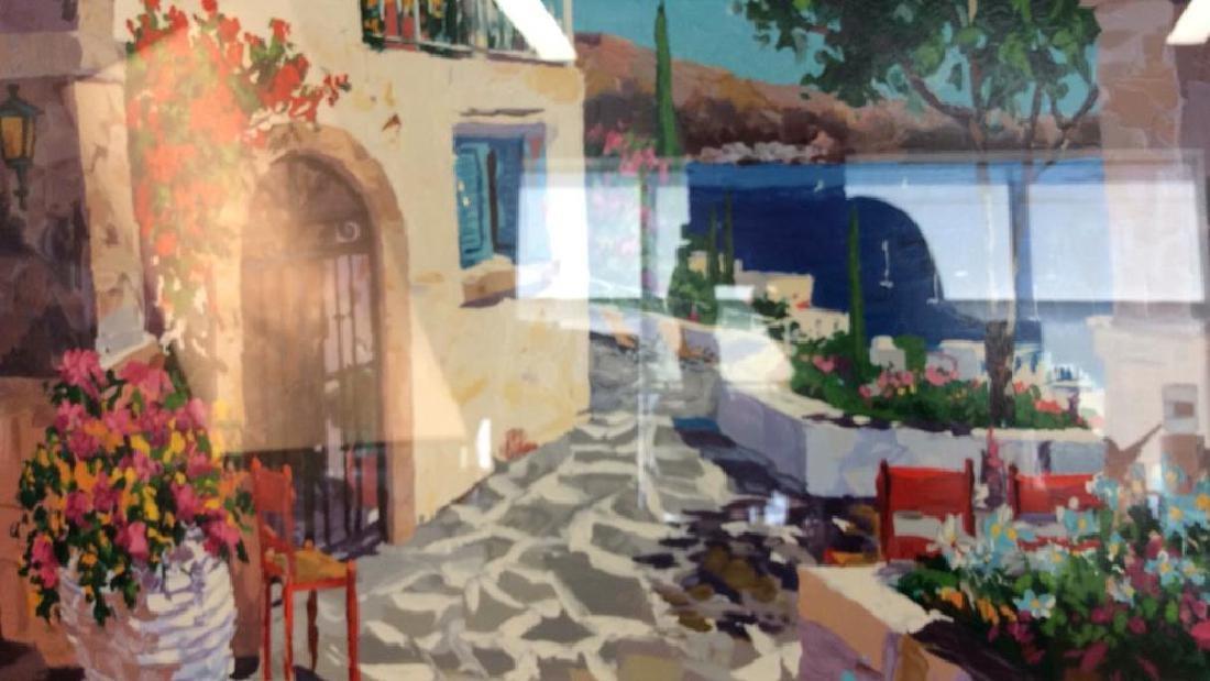 Barbara McCann Seaside Painting - 7