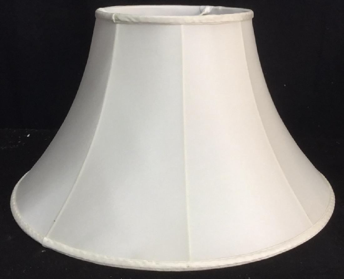 Group Lot 3 Lamp Shades - 2