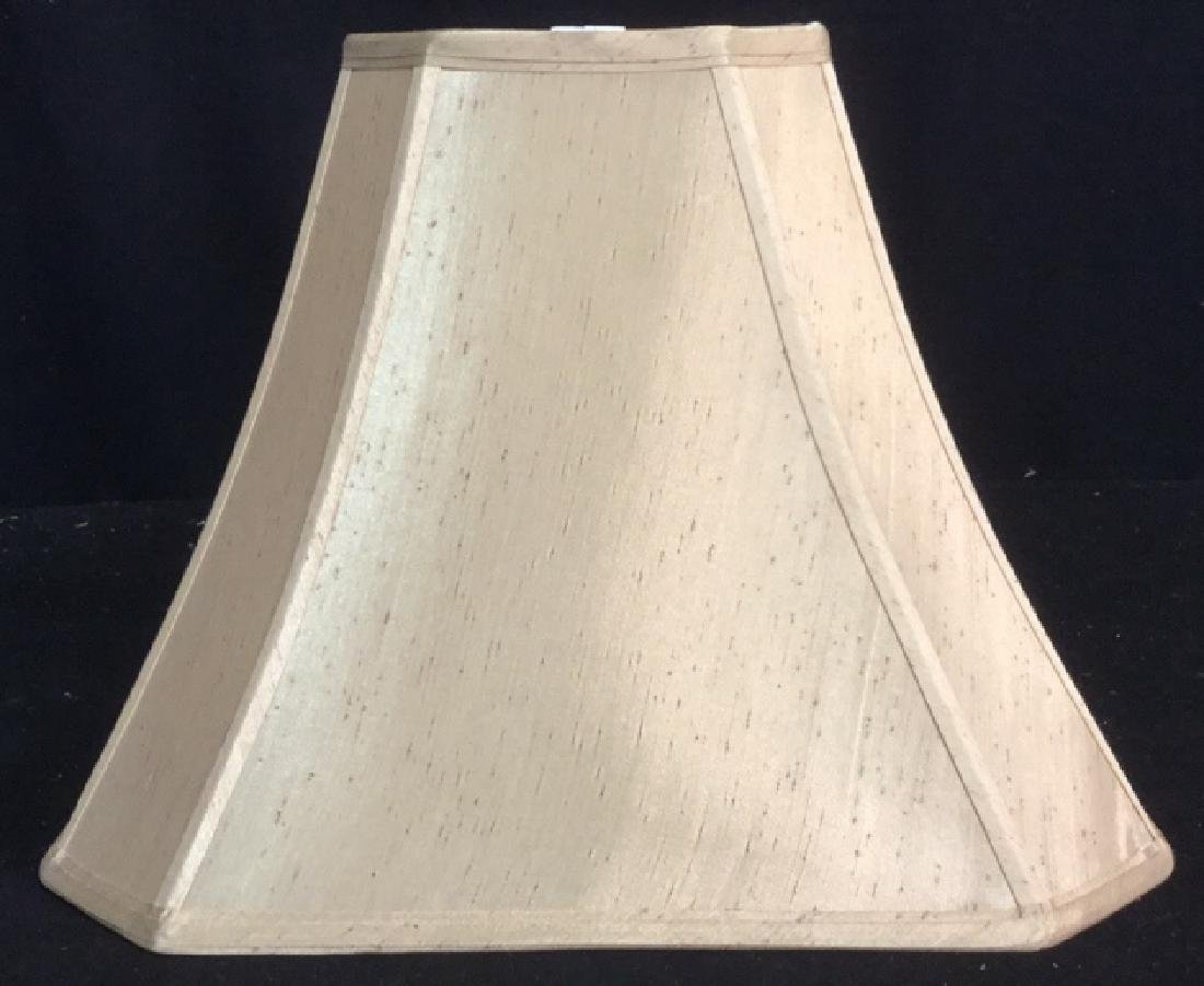 Group Lot 3 Lamp Shades - 4