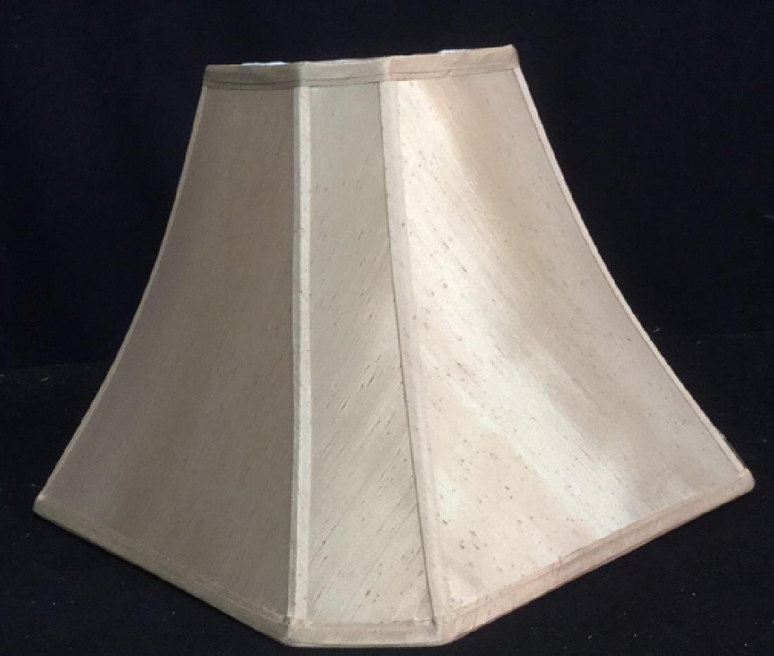 Group Lot 3 Lamp Shades - 5