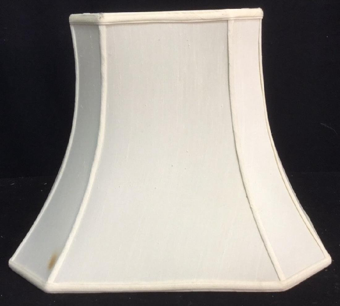 Group Lot 3 Lamp Shades - 7