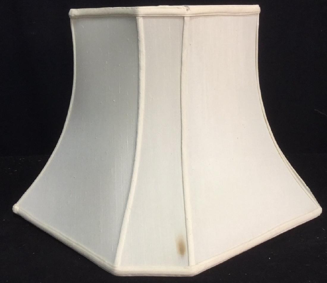 Group Lot 3 Lamp Shades - 8