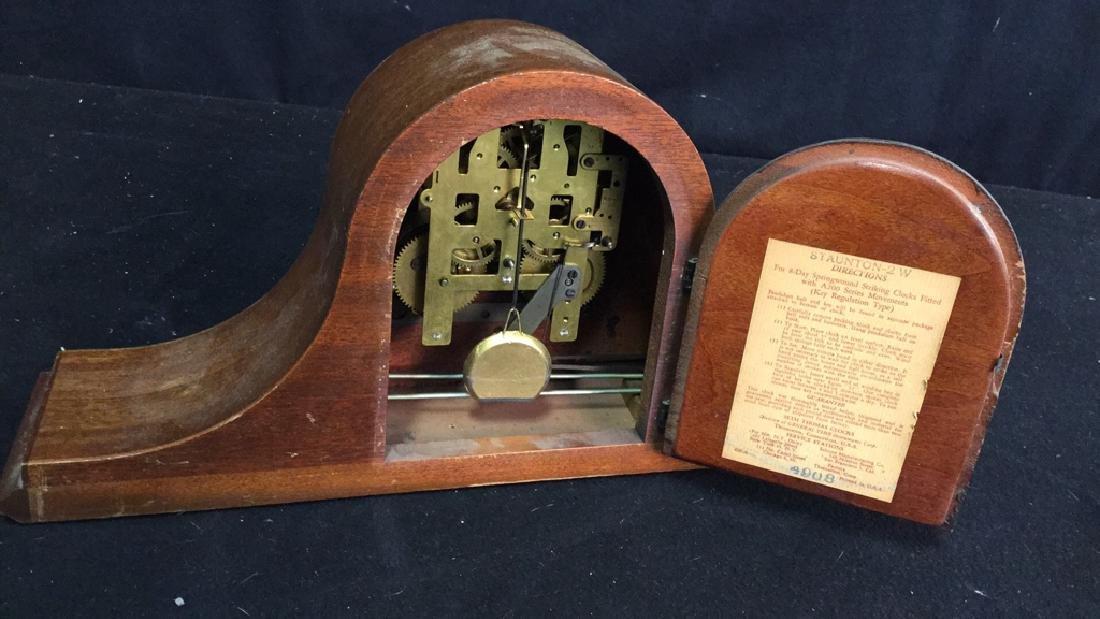 Vintage Seth Thomas Mantel Clock - 6