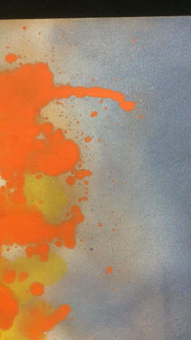 Petitti, Contemporary Abstract Mixed Media Canvas - 5