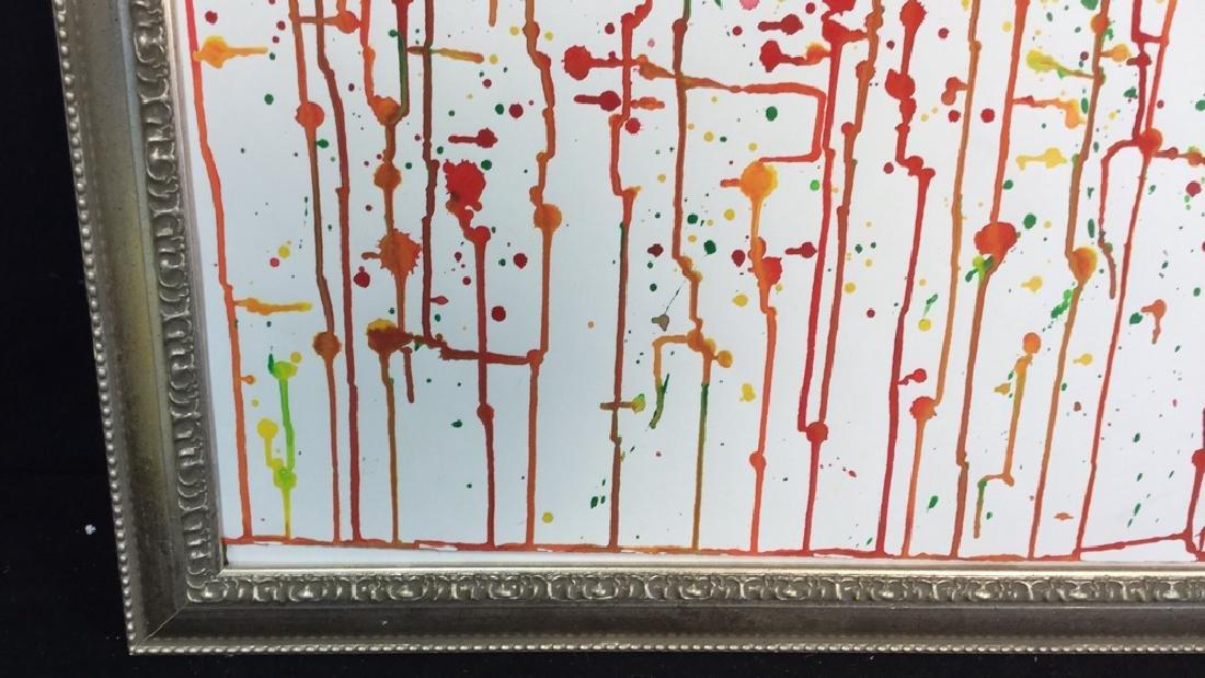 Petitti Original Watercolor On Paper Original - 5