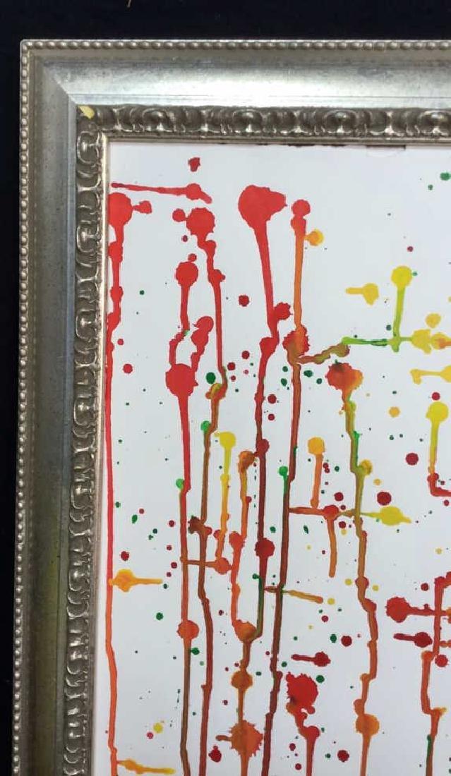 Petitti Original Watercolor On Paper Original - 6