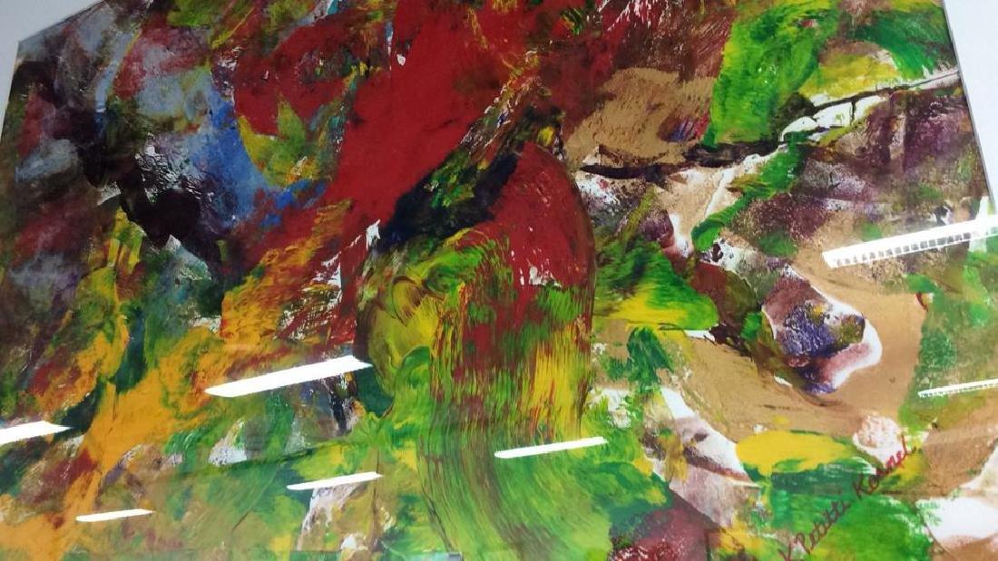 Petitti Original Framed Oil Painting Original oil - 10