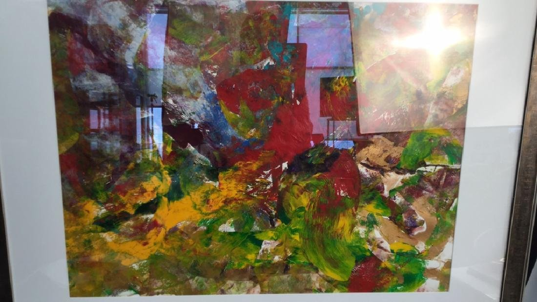 Petitti Original Framed Oil Painting Original oil - 2