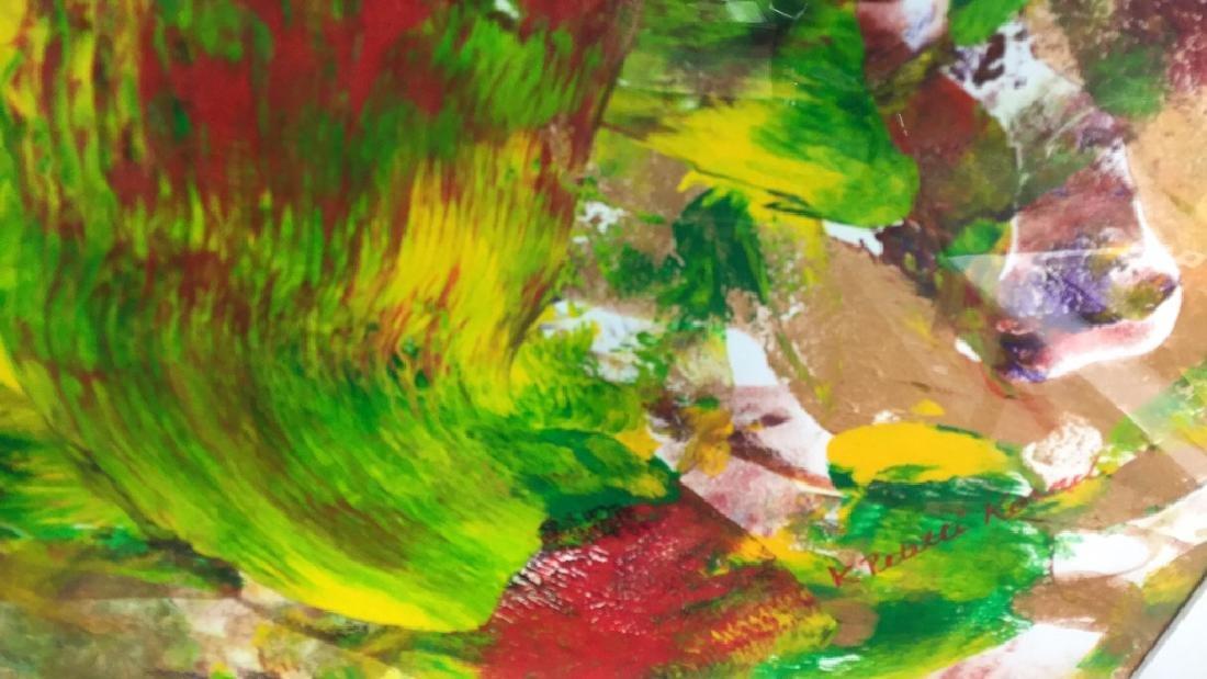 Petitti Original Framed Oil Painting Original oil - 3