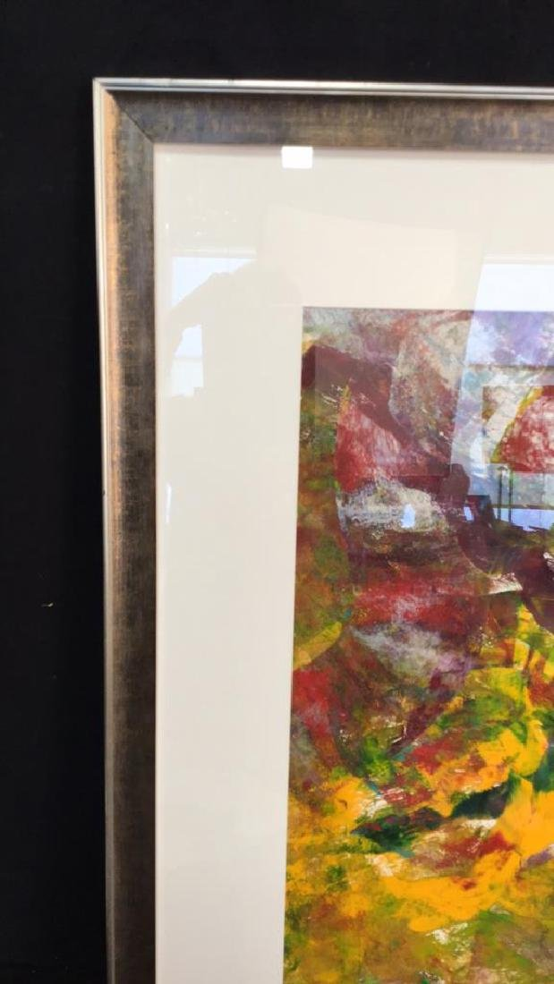 Petitti Original Framed Oil Painting Original oil - 6