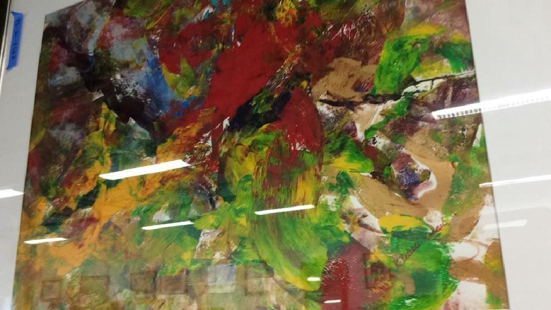 Petitti Original Framed Oil Painting Original oil - 8