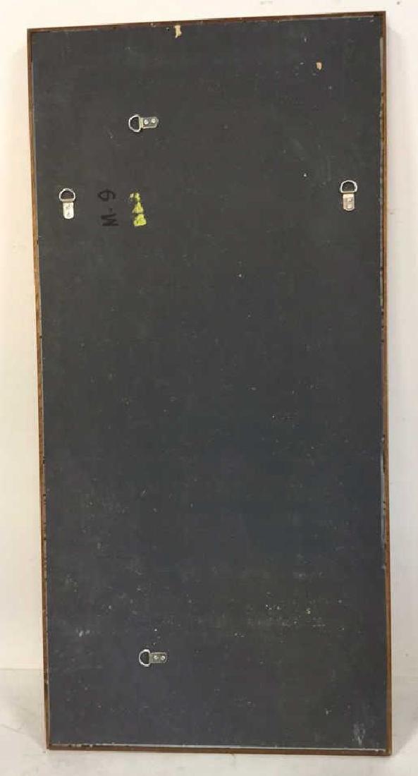 Vintage Mod Handmade Wall Mirror Unusual handmade - 7
