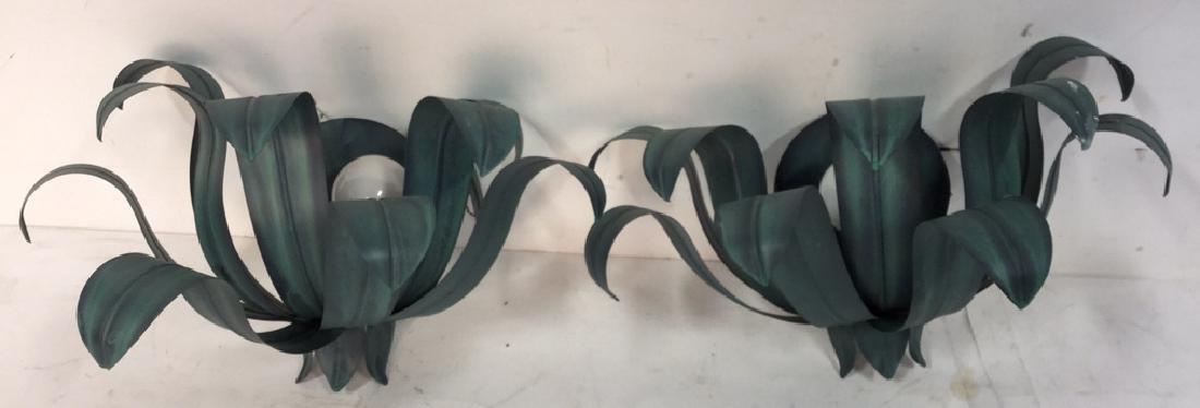 Corbett Tole Chandelier And Sconces Sculpted chandelier - 5