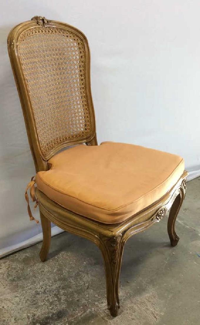 Louis XVI Style Country French Side Chair - 2